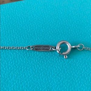 Tiffany & Co. Jewelry - Tiffany & Co. Circle pendant sterling silver